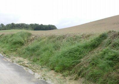 Erosion-talus
